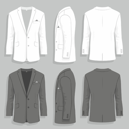 formal attire: mens suit