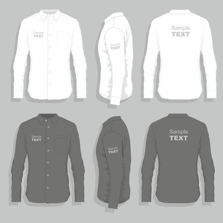camisas: camisas de vestir
