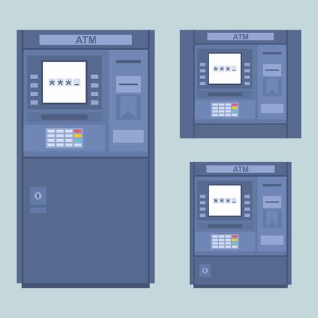 withdraw: ATM Illustration