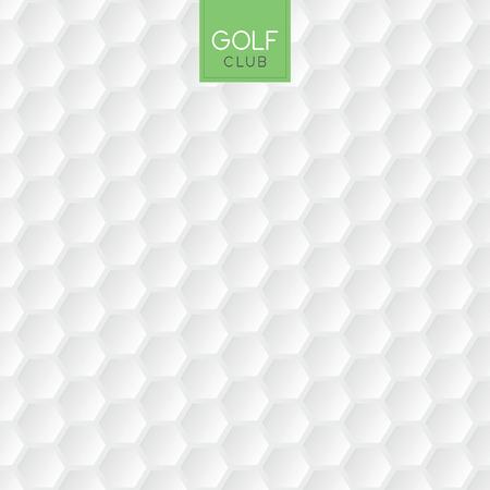 ゴルフ ボールのテクスチャ背景