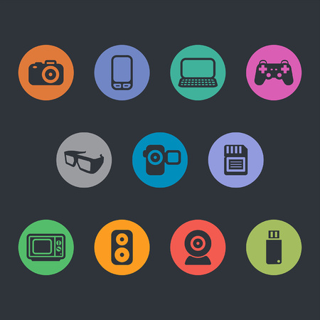 basics: Multimedia Icons. Basics