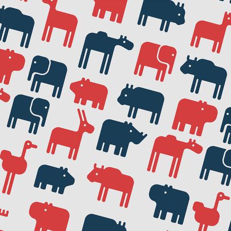 animal: animal pattern