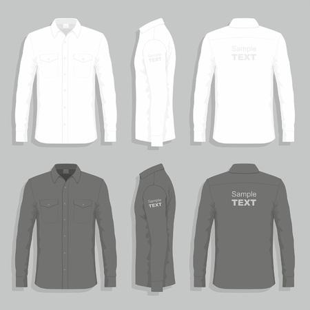 button up shirt: Dress shirts