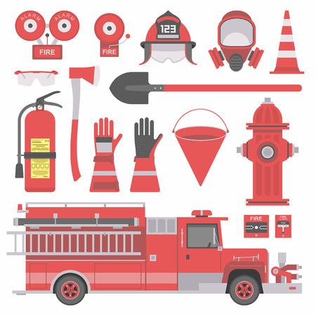 equipment: Fireman equipment