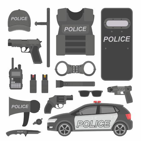equipment: Police equipment