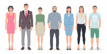 people: Group of people Illustration