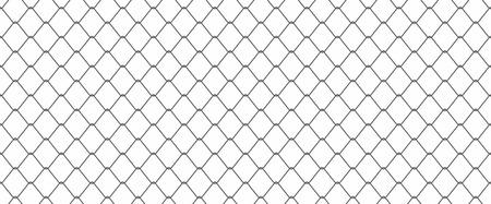 Chainlink fence Ilustração
