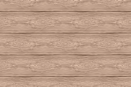Seamless pattern of brown Wooden boards. Wood texture template
