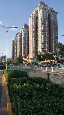 Residential quarters of Xian hi tech Development Zone