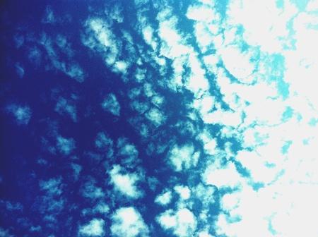 Hemel blauw-wit Stockfoto - 32579549