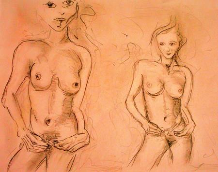 satire: Art Girl