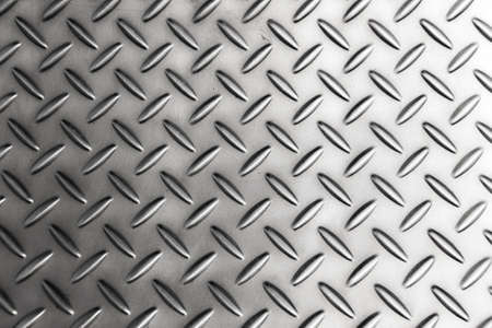 Aluminium stair background photo