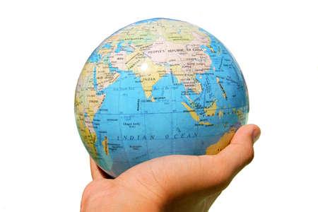 el mundo en tus manos: Salvar el mundo por sus manos