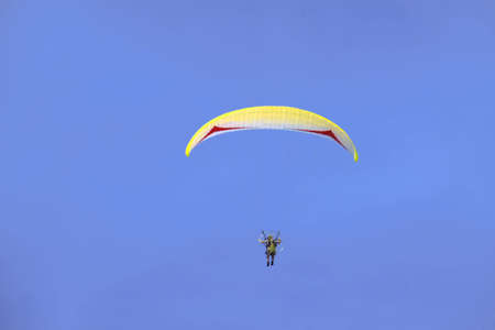 Freedom on sky by this sport photo