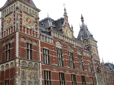 Amsterdam Architectuur Redactioneel