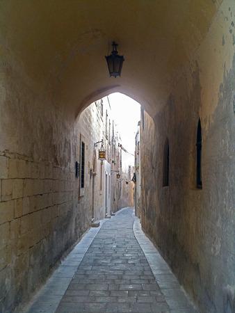 Mdina Street Tunnel