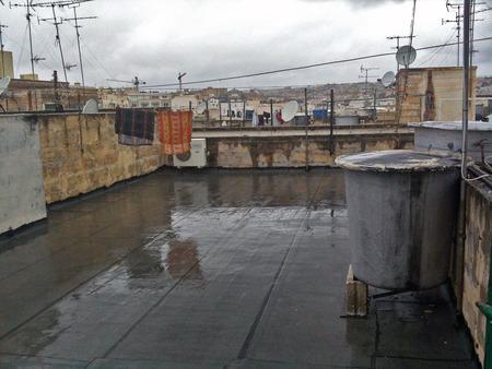Rooftops of Sliema Banco de Imagens - 34392123