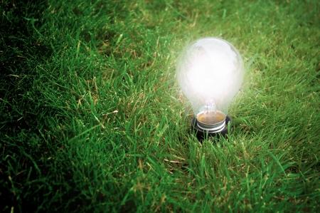 Eco Friendly Energy Foto de archivo