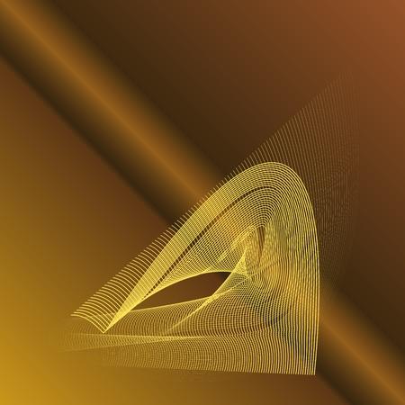 brownish: Elegant brownish gold background