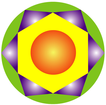 polyhedron: Graphic elements, compatibility of geometrical figures