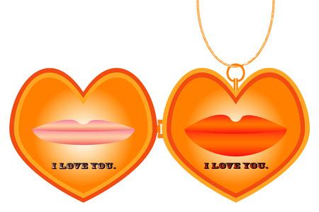 keepsake: Gold Heart Shaped Locke  Add picture to this favorite keepsake