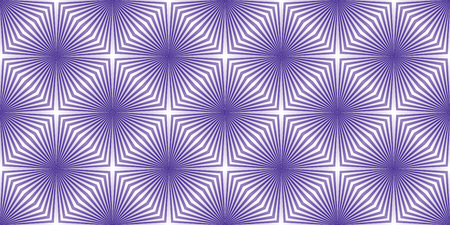 Futuristic pattern - distortion effect. Striped optical illusion repeating texture. Seamless Optical Illusion Background. Geometric pattern with visual distortion effect. Optical illusion.