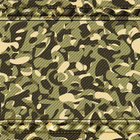 Military camouflage green pattern