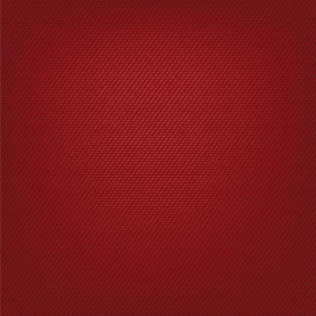 Red jeans background. Vector illustration Ilustração