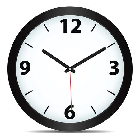 vector mechanical clock