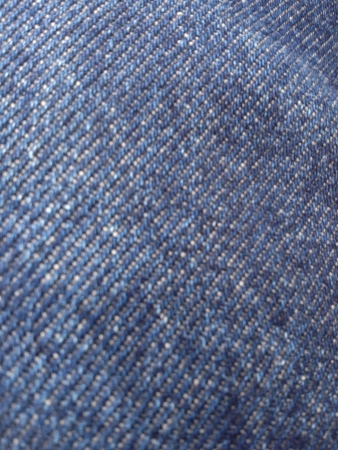 jeans: Close up of jeans material