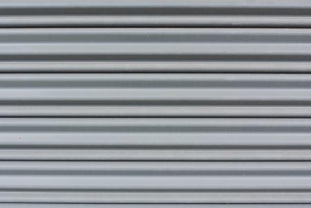 horizontal grey metal stripe pattern
