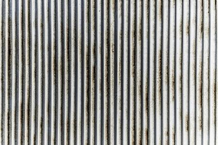 ondulato modello acciaio galvanizzare verticale rustico