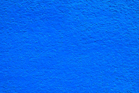 Blue wall Stock Photo