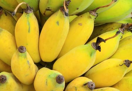 Bunch of ripe banana  photo
