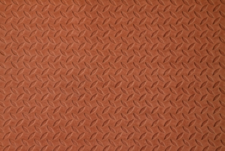 Brown metal plate background photo