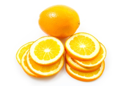 Oranges fruit for healthy eating  Stock Photo - 17609212