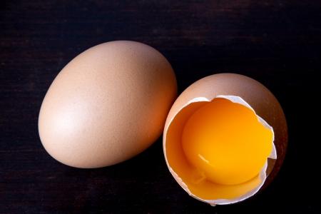 chicken egg: Yolk chicken egg