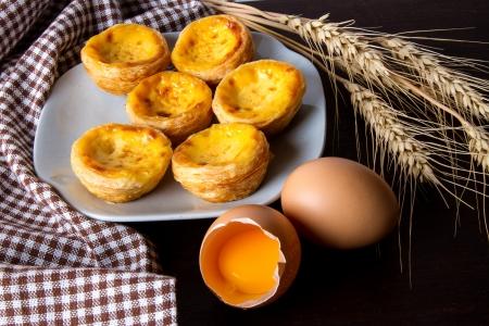 egg tart: Egg tart, Hong Kong style