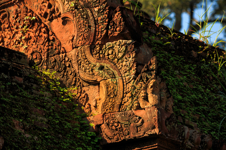 itinerary: banteay srei Temple, Siem reap, Cambodia