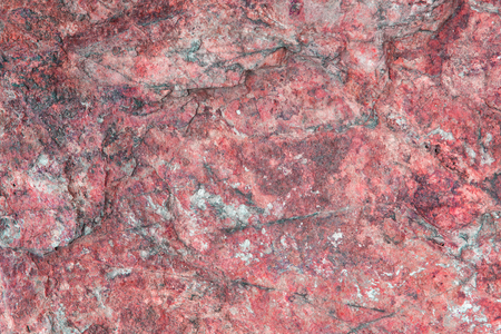 red stone or rock background and texture Stock Photo