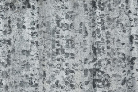 aluminium texture: Old rusty zinc sheet wall or corrugated wall texture and background