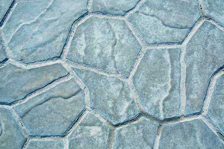 stone or rock floor pattern background and texture