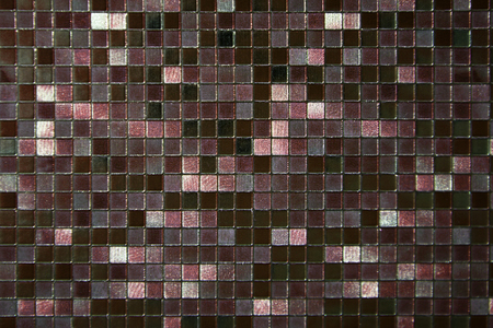 grid: abstract square pixel mosaic background and texture