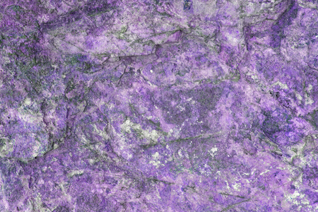 purple stone or rock background and texture Stock Photo