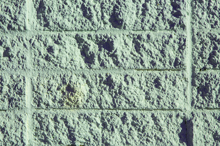 Square brick wall background and texture
