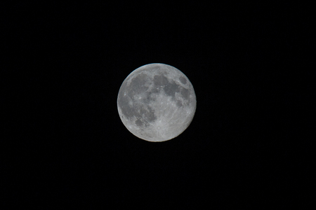 The Moon is the fifth-largest natural satellite in the Solar System, and the largest among planetary satellites relative to the size of the planet that it orbits