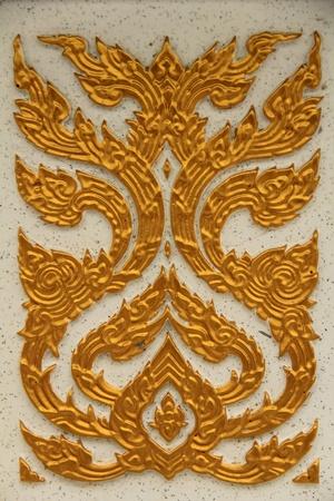 thai motifs: Thai motifs at Thailand.