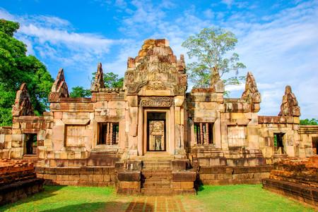 Prasat Muangtam, Burriram, Thailand