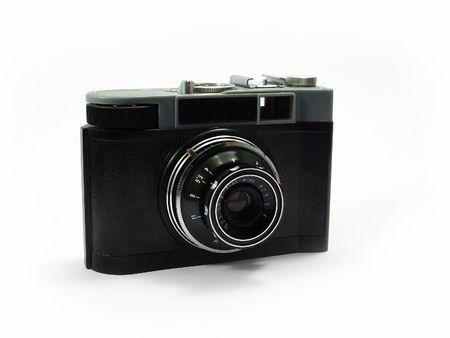 analogue: Old soviet camera