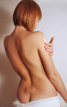 weakening: beautiful back